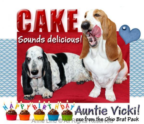 Vicki's Birthday
