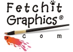 Fetchit Graphics Logo