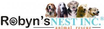 Robyn's Nest Rescue Logo